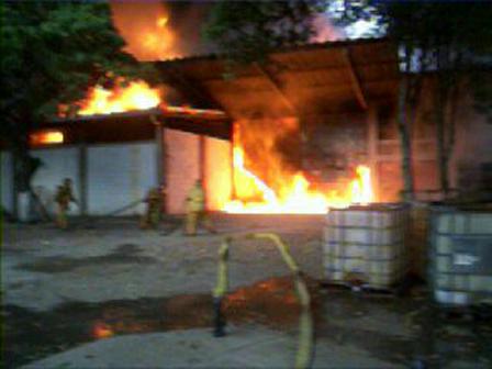 incendio combustibles ceron