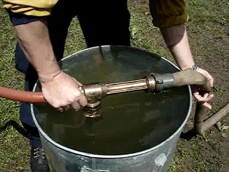 Priming Water Eductor