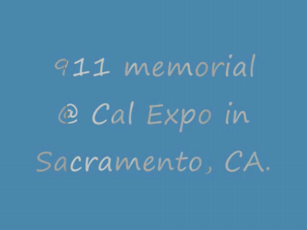 Sept. 11 Memorial @ Cal Expo in Sacramento, CA