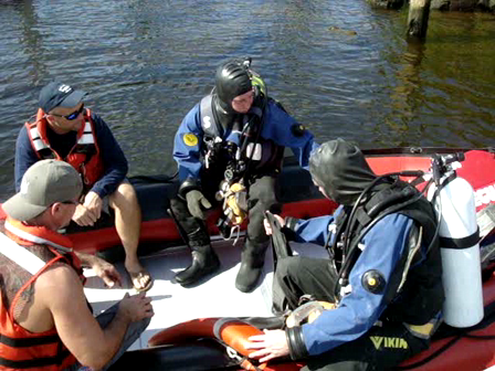 Boynton Beach Fire Rescue Dive Team