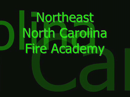 Fire Academy i start in January of 09