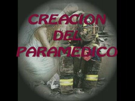 CREACION DEL PARAMEDICO