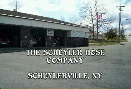 Schuyler Hose Company Mask Confidence Drill Part I