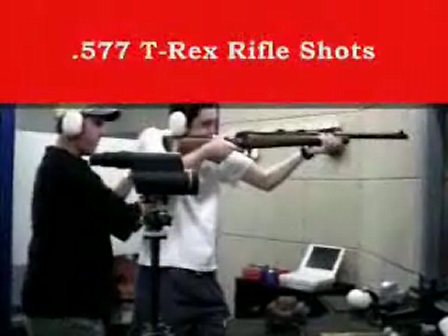 Large cal. rifle