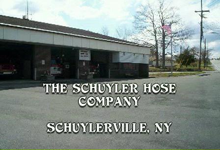 Schuyler Hose Company Mask Confidence Drill Part II