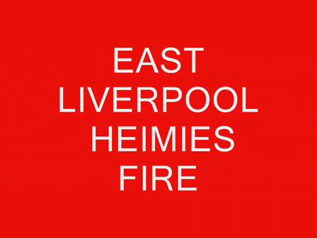 EAST LIVERPOOL,OHIO HEIMIES FIRE