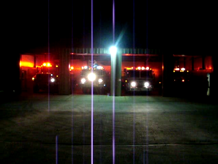 Station 1 Light Show