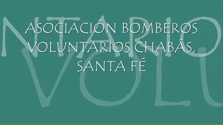 Bomberos voluntarios de Chabás, Santa Fé