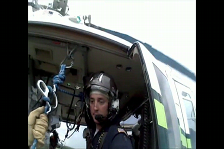 MDFR Helicopter Repelling Drill