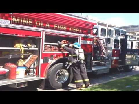 Mineola (NY) Fire Dept. Training