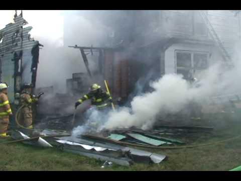 Forsyth (IL) House Fire