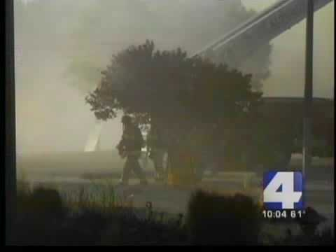 Albuquerque Building Fire