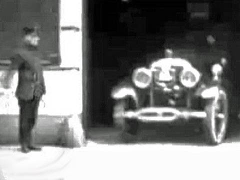 FDNY Ride-Along, 1927