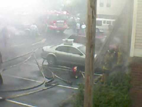 Columbus (OH) Apartment Fire