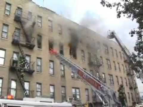 Raw Video: Bronx Rescue