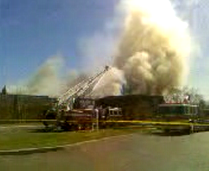 Park Jefferson Fire