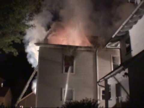Westfield (NJ) Structure Fire