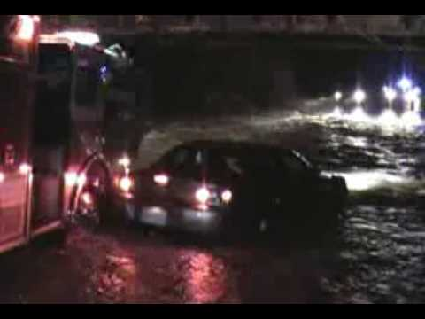West Plains MO Fire Dept Flooding Rescue