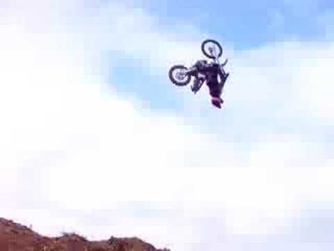 Fatal Motorcycle Motocross Crash