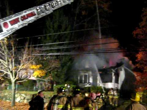 New Jersey 4-Alarm House Fire (Part 2)