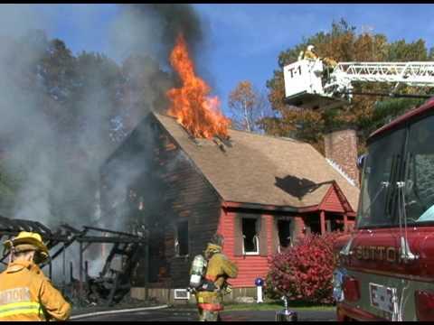 Sutton (MA) House Fire