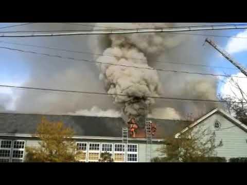 Marysville (OR) School Fire
