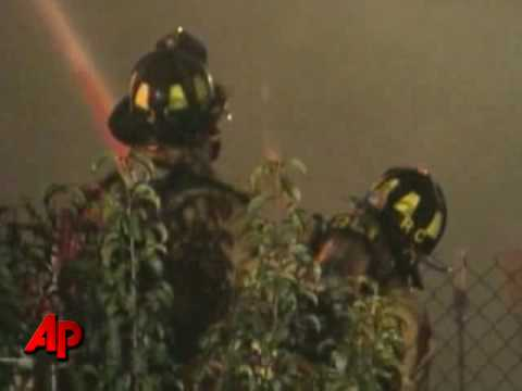 Oklahoma City Apartment Fire
