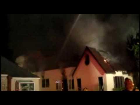 Burbank (CA) House Fire