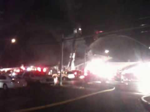 Takoma Park (MD) 3-Alarm Fire