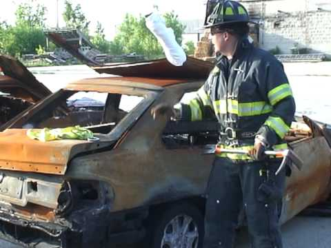 Vehicle Extrication - Controlling the Roof
