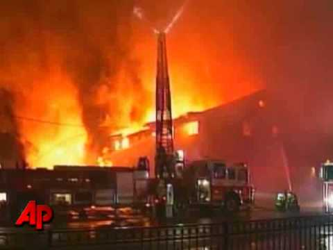 Candle Blamed for Philadelphia Fire