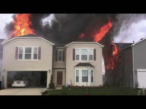 Pendleton (IN) House Fire