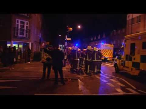 London Apartment Fires