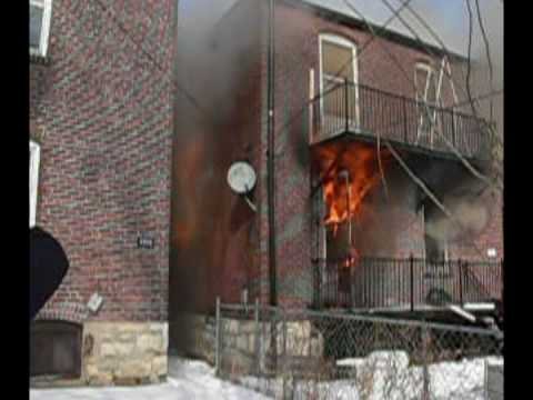 South St. Louis (MO) Apt. Fire