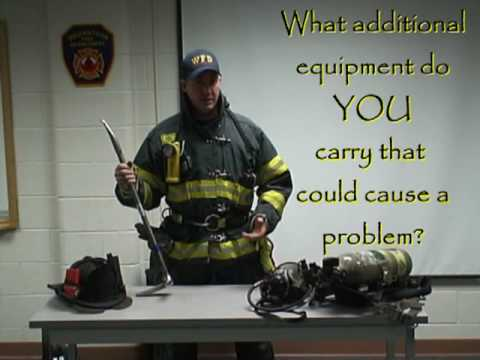 PART 3 - RECOGNIZING THE ENTANGLEMENT HAZARDS OF YOUR PROTECTIVE EQUIPMENT