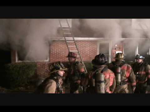 Baltimore Cnty House Fire (Part 1)
