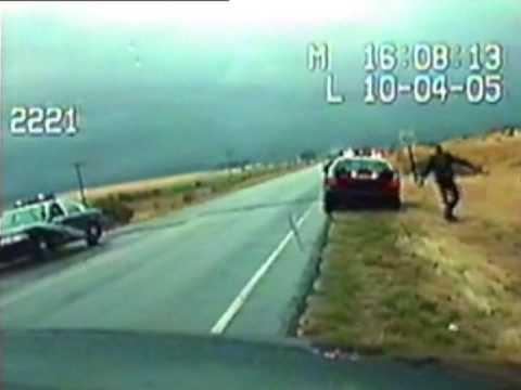 Cop Car Smash Up