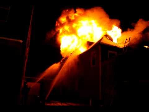 RFD 2-Alarm Triple Fatal Fire