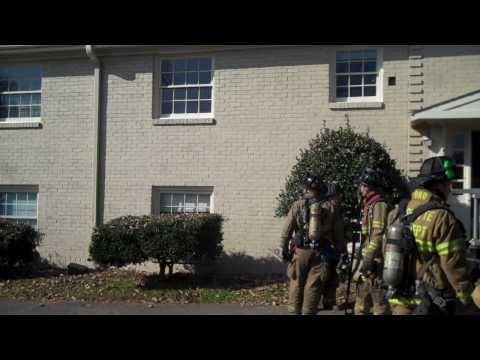 Charlotte (NC) Apartment Fire