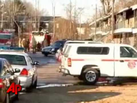 Nine Killed in Mississippi Apt. Fire
