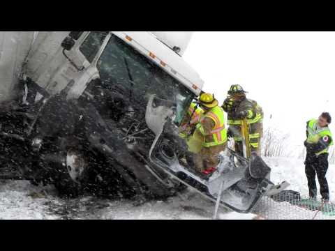 Tractor Trailer MVA
