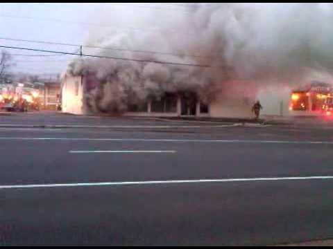 Fairfax Cnty (VA) Building Fire (I)