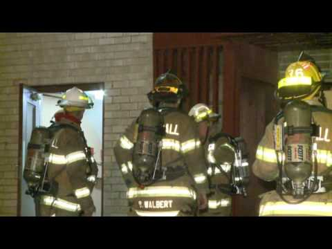 Whitehall (PA) Apartment Fire