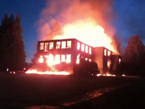 Salem (OR) 3-Alarm Fire