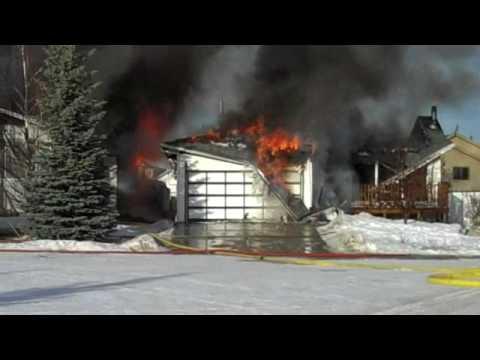 Alberta House Fire