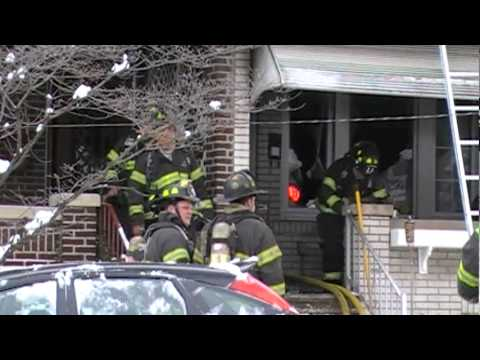 City of Allentown Dwelling Fire 2-6-10