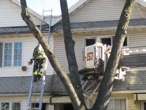 Brooklyn House Fire