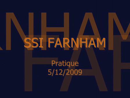 SSI Farnham, 5 décembre 2009 (Ch Boulais)