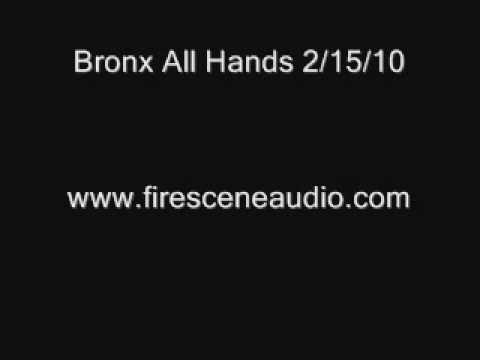 Multiple Rescues in Bronx Fire (Audio)
