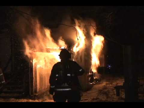 Gary (IN) Vacant House Fire